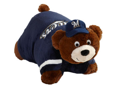 Milwaukee Brewers Team Pillow Pets