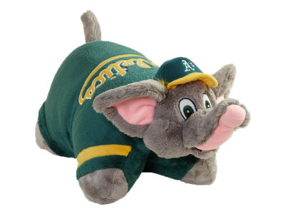 Oakland Athletics Team Pillow Pets
