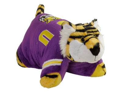 LSU Tigers Team Pillow Pets