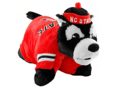 North Carolina State Wolfpack Team Pillow Pets
