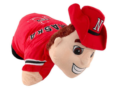Nebraska Cornhuskers Team Pillow Pets