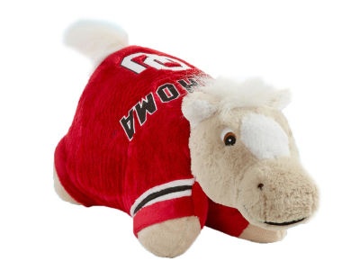 Oklahoma Sooners Team Pillow Pets