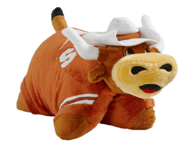Texas Longhorns Team Pillow Pets