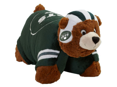 New York Jets Team Pillow Pets