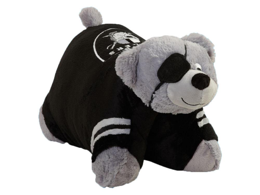 Oakland Raiders Team Pillow Pets. Oakland Raiders Team Pillow Pets   lids com