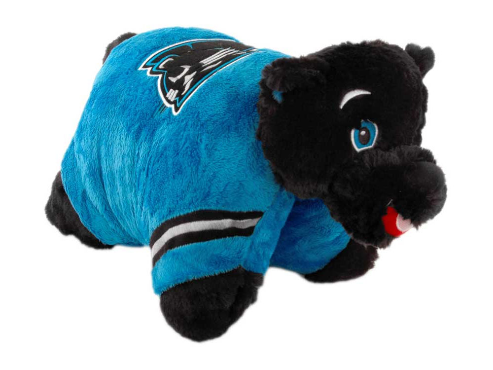 d2c2db788 Carolina Panthers Team Pillow Pets
