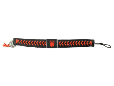 San Francisco Giants Team Color Baseball Bracelet