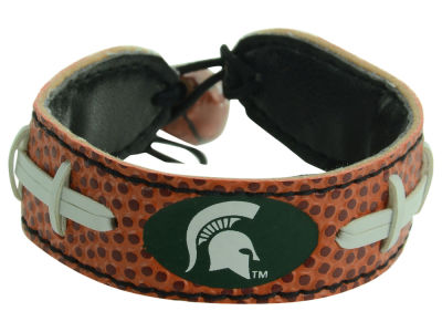 Michigan State Spartans Football Bracelet