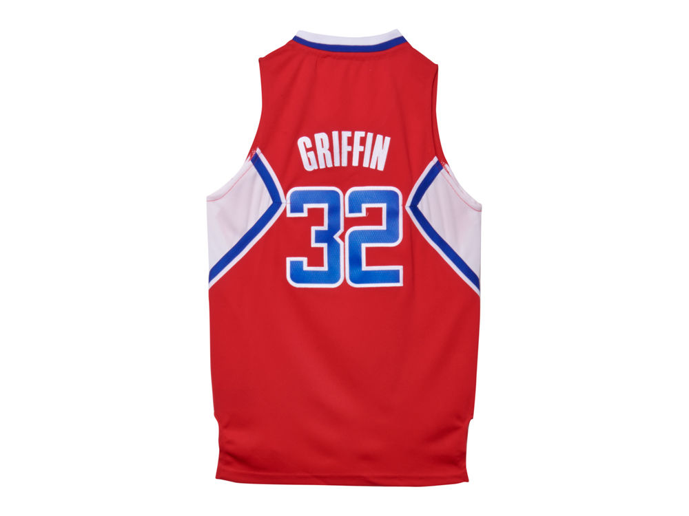 29dec3ee4 Los Angeles Clippers Blake Griffin NBA Youth Revolution 30 Swingman Jersey