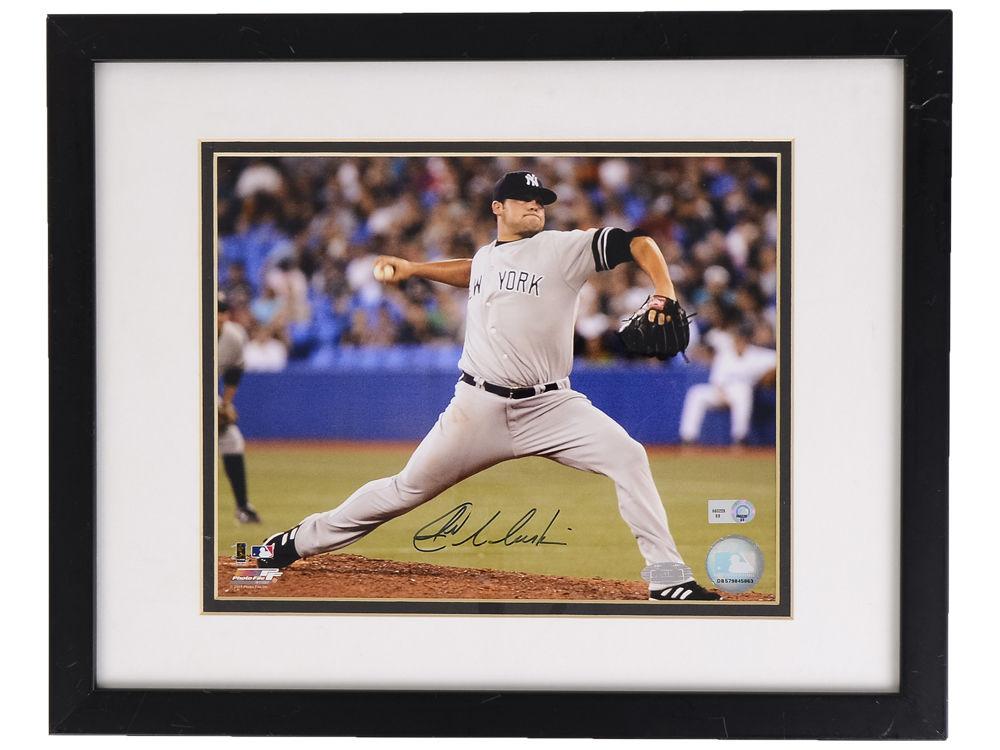 New York Yankees Steiner 16x20 Framed Picture Lids