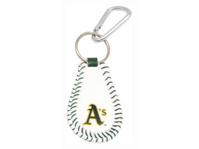 Oakland Athletics Game Wear Keychain