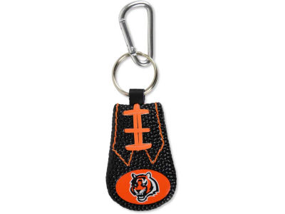 Cincinnati Bengals Team Color Keychains