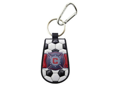 Chicago Fire Game Wear Keychain