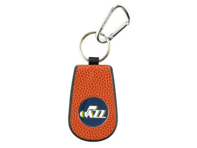 Utah Jazz Game Wear Keychain