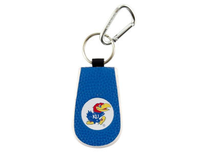 Kansas Jayhawks Team Color Keychains