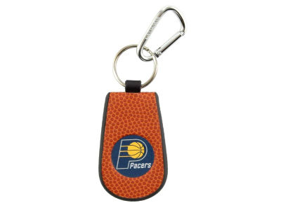 Indiana Pacers Game Wear Keychain