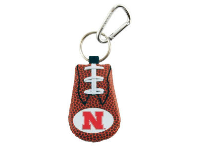 Nebraska Cornhuskers Game Wear Keychain