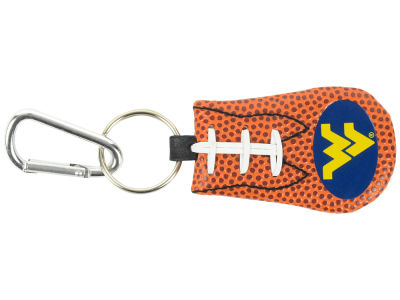 West Virginia Mountaineers Game Wear Keychain