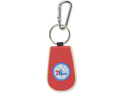 Philadelphia 76ers Team Color Keychains