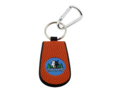 Minnesota Timberwolves Game Wear Keychain