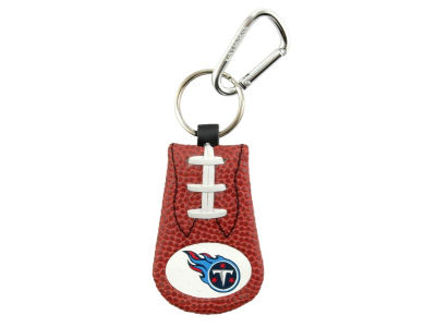 Tennessee Titans Game Wear Keychain