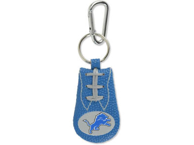 Detroit Lions Team Color Keychains