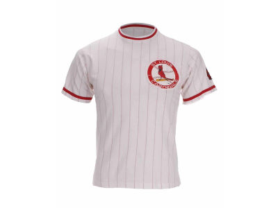 St. Louis Cardinals MLB Youth Pinstripe Remote Control T-Shirt