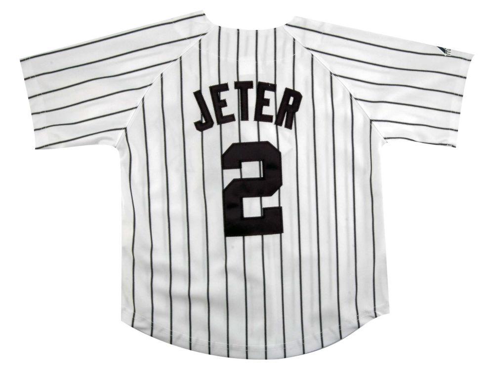 quality design b4344 a94de New York Yankees Derek Jeter MLB Infant Home Replica Jersey