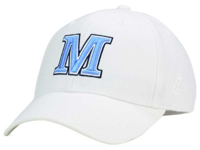 Maine Black Bears Top of the World NCAA White PC Cap