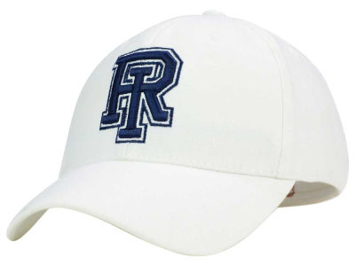 Rhode Island Rams Top of the World NCAA White PC Cap