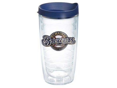 Milwaukee Brewers 16oz Tervis Tumbler
