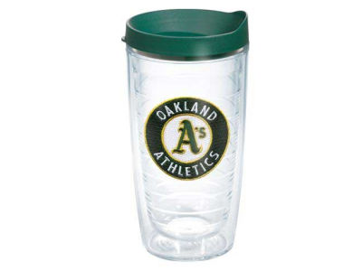 Oakland Athletics 16oz Tervis Tumbler