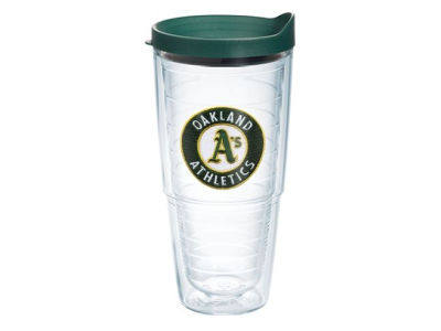 Oakland Athletics 24oz Tervis Tumbler