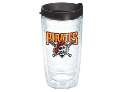 Pittsburgh Pirates 16oz Tervis Tumbler