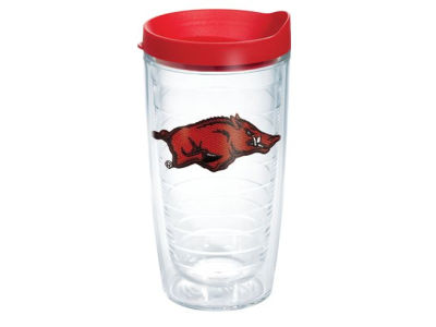 Arkansas Razorbacks 16oz Tervis Tumbler