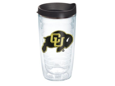 Colorado Buffaloes 16oz Tervis Tumbler