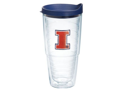 Illinois Fighting Illini 24oz Tervis Tumbler