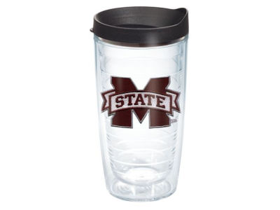 Mississippi State Bulldogs 16oz Tervis Tumbler