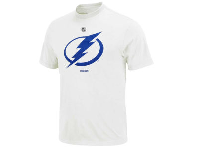 Tampa Bay Lightning Reebok NHL Primary Logo T-Shirt