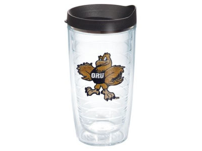 Oral Roberts Golden Eagles 16oz Tervis Tumbler