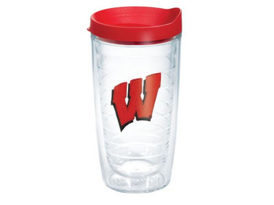 Wisconsin Badgers 16oz Tervis Tumbler