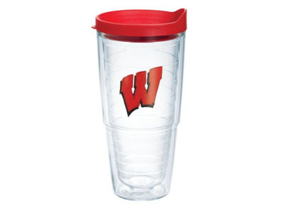 Wisconsin Badgers 24oz Tervis Tumbler