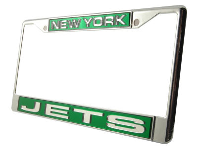 New York Jets Laser Frame Rico