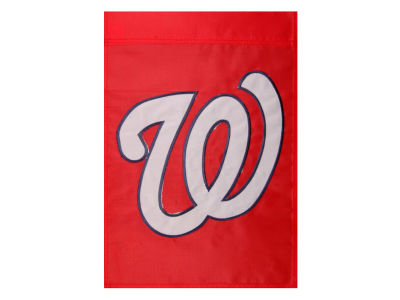 Washington Nationals Garden Flag
