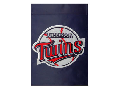 Minnesota Twins Garden Flag
