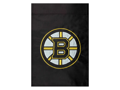 Boston Bruins Garden Flag