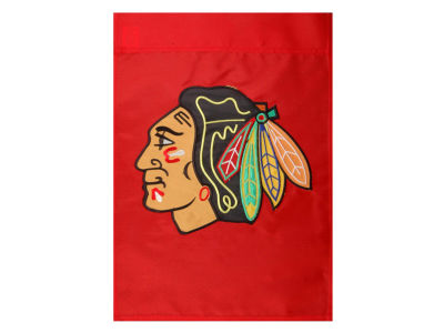 Chicago Blackhawks Garden Flag