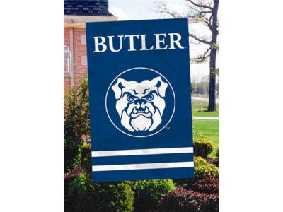 Butler Bulldogs Applique House Flag