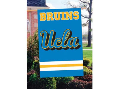 UCLA Bruins Applique House Flag