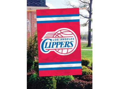 Los Angeles Clippers Applique House Flag MD